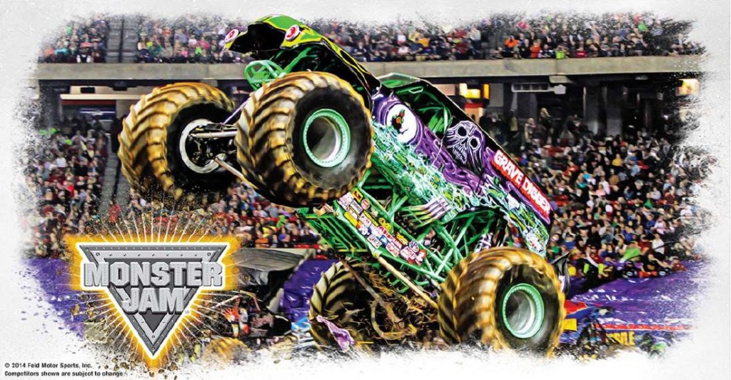 Monster Jam Event Aug 2015