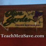 Olive Garden's Buy One, Take One Offer Rocks!