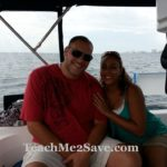 My Hubby and I Enjoyed a Date at Sea Aboard a Sailboat, Charade