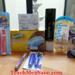 P&G Products Review & Giveaway (Tide, Olay, Swiffer, Pantene, Gillette, Febreze & Covergirl)