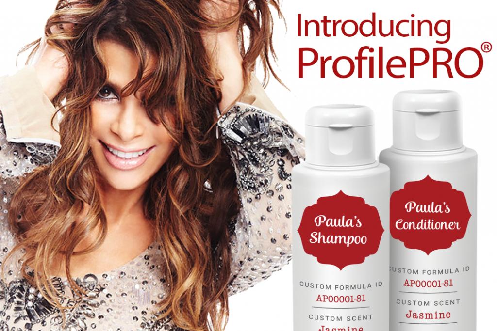 Paula Abdul + StarShop + ProfilePRO