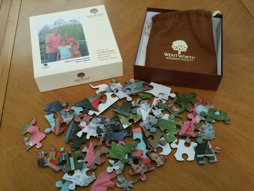 Personalized Wentworth Wooden Puzzle