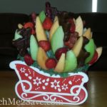 Reindeer Sleigh Ride Bouquet from Edible Arrangements