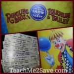 Ringling Bros. and Barnum & Bailey Circus Presents Built To Amaze!!!