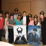 My Maleficent Interview with Sam Riley a.k.a Diaval