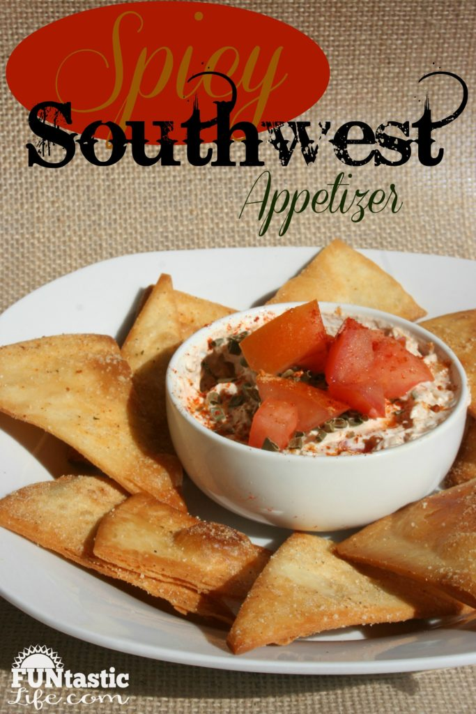 Spicy Southwest Appetizer Recipe - FuntasticLife