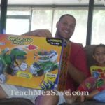 VTech Switch & Go Dinos Fun & Giveaway