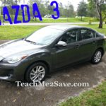 The Mazda 3 Is Spacious & Offers Great Gas Mileage!