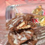Twix Middle Double Chocolate Chip Cookies