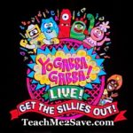 We Got Our Sillies Out at the Yo Gabba Gabba! LIVE!: Get the Sillies Out! Show