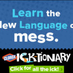 "What Word(s) Would You Add To The Clorox ""Icktionary""?"