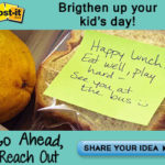 Reach Out with Post-It!