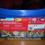 The K'nex Amazing Value Tub Provides A Tub Of Fun!
