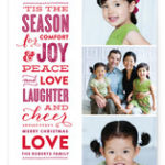 Minted.com Offers A Nice Selection of Christmas Cards