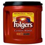 FREE Folgers Coffee Break Sweepstakes: Win a Coffee Mug or a $100 Visa Card!
