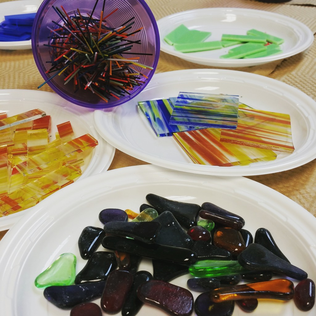 BANG Glass Art Class Supplies