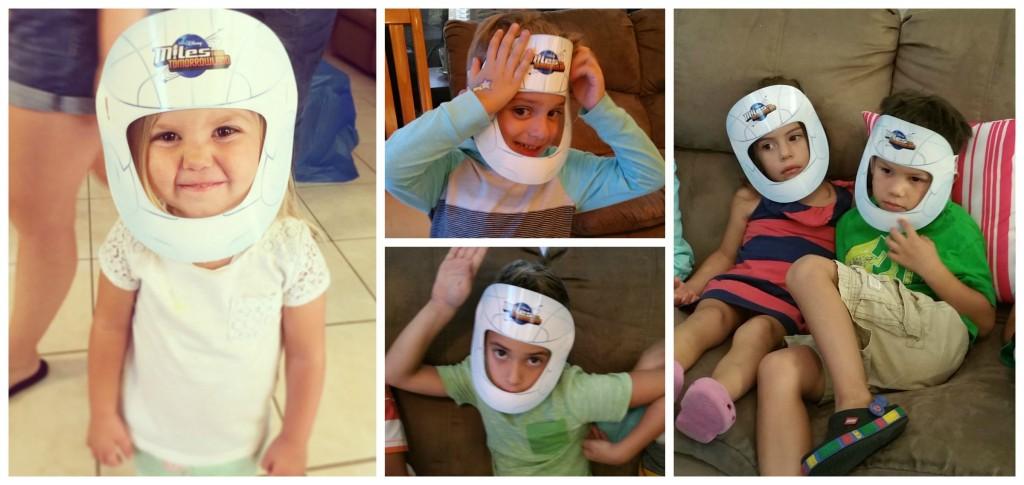 Disney Junior Miles from Tomorrowland Helmet