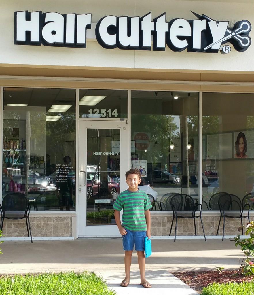 Hair Cuttery Haircut