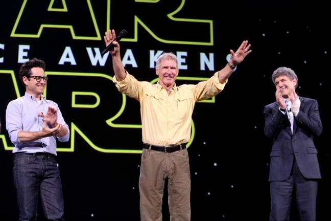 Harrison Ford Star Wars