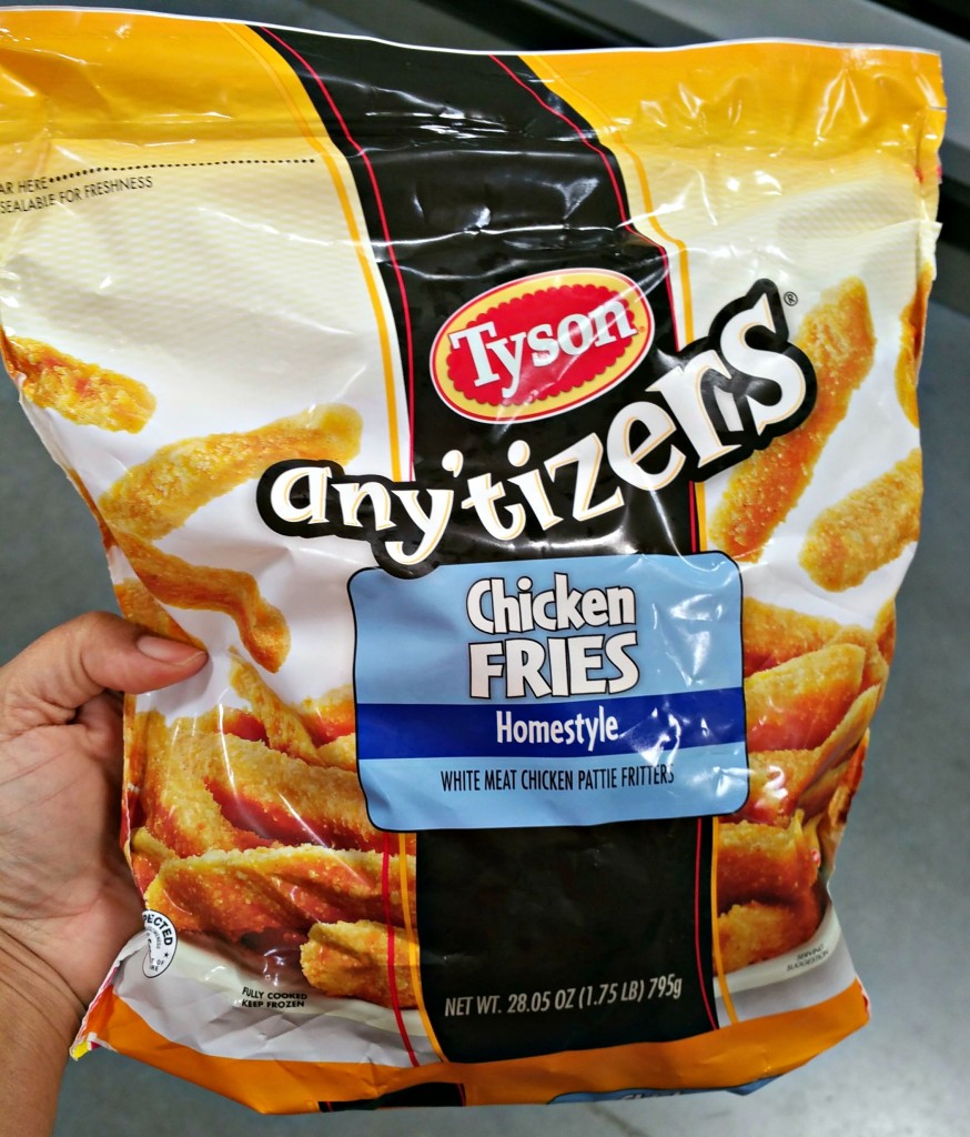 Homestyle Chicken Fries - Any'tizers® snacks