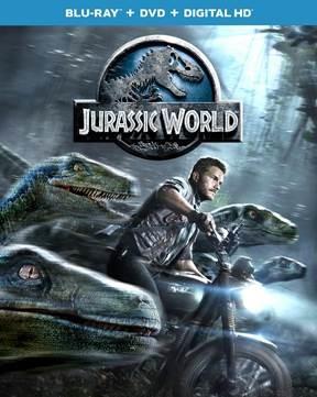 Jurassic-World-DVD