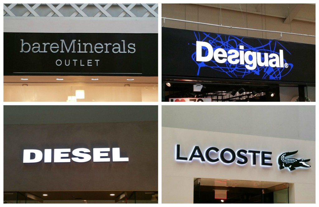 Sawgrass Mills Mall Exclusive Stores