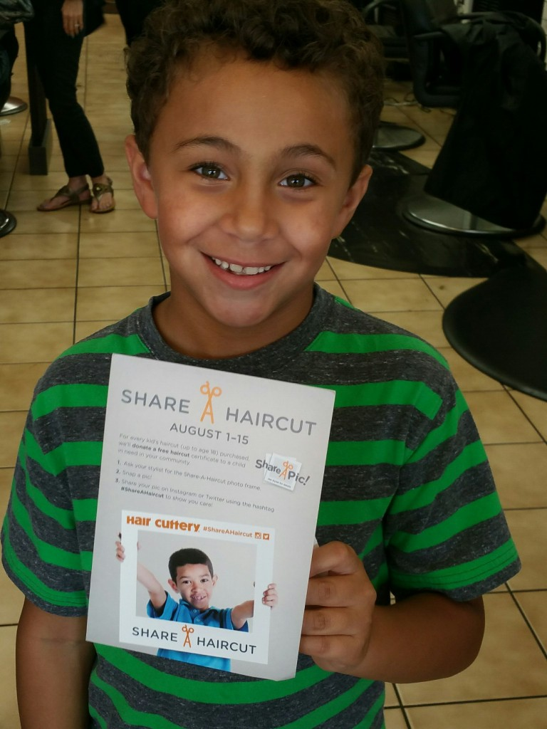 Share–A–Haircut 2015