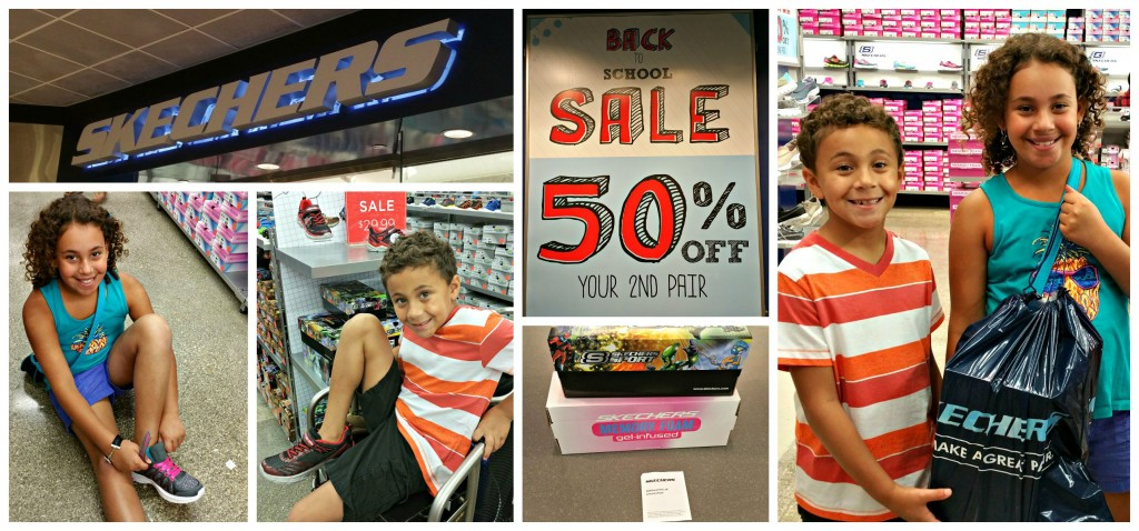 Skechers Shopping at Sawgrass Mills Mall