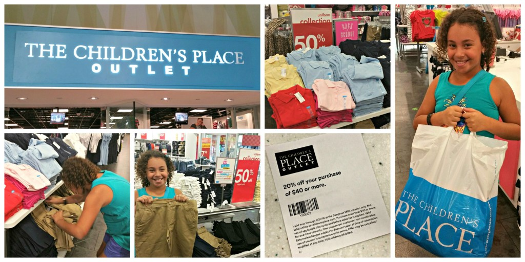 The Children's Place Outlet Shopping at Sawgrass Mills Mall