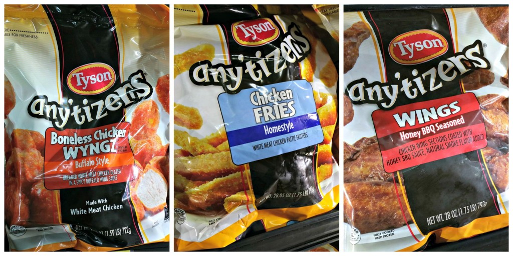 Tyson Any'tizers® snacks