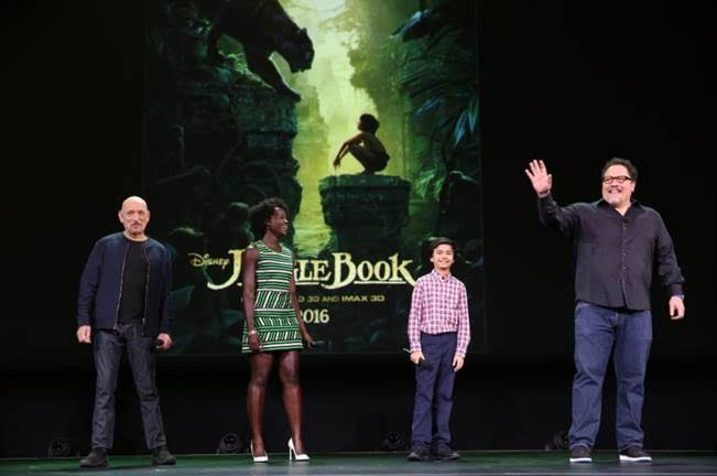 the jungle book cast