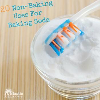 20 Non-Baking Uses For Baking Soda