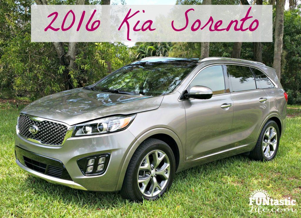 2016 Kia Sorento