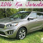 I May Need To Upgrade to a 2016 Kia Sorento