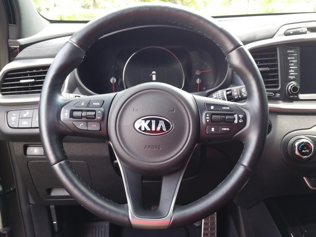 2016 Kia Sorento Cruise Control