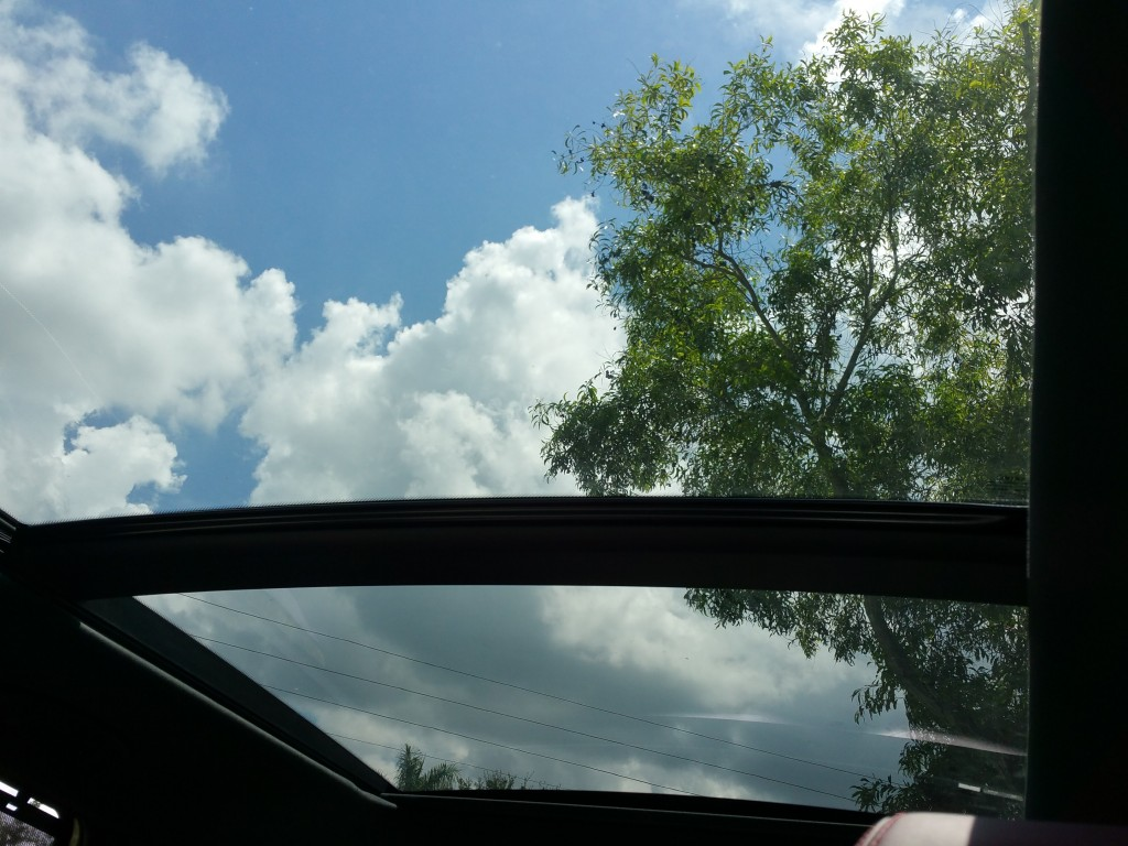 2016 Kia Sorento Panoramic Roof
