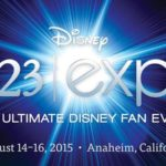 Join Me For a D23Expo Twitter Party on Tues. 8/11//15