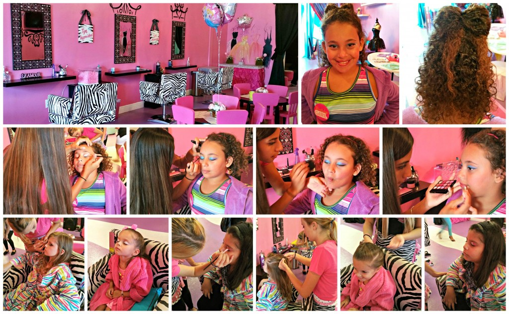 Fairytales Hollywood Custom Makeup and Hairstyle