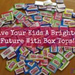 Give Your Kids A Brighter Future With Box Tops!