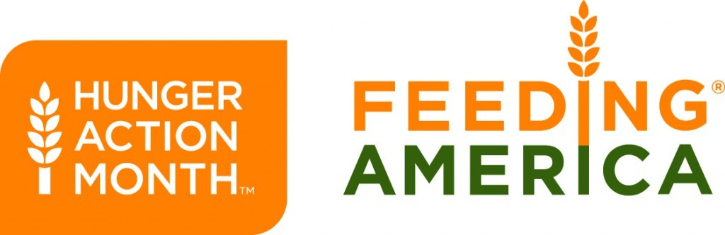 Hunger Action Month Logo
