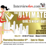 The Ultimate Holiday Girl's Night Out Experience