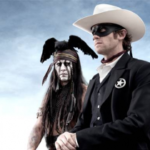 "First Look at the Movie ""The Lone Ranger"""