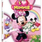 MICKEY MOUSE CLUBHOUSE: I HEART MINNIE on DVD 2/7