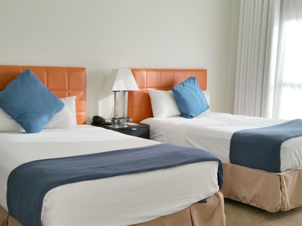 Meliá Orlando Suite Hotel at Celebration 2nd bedroom REV