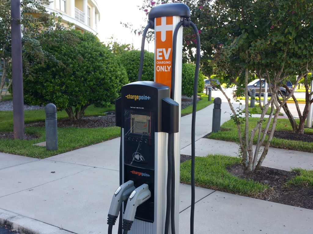 Meliá Orlando Suite Hotel at Celebration - EV Charging
