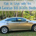 Ride In Style with the 2015 Lexus ES 300h Sedan