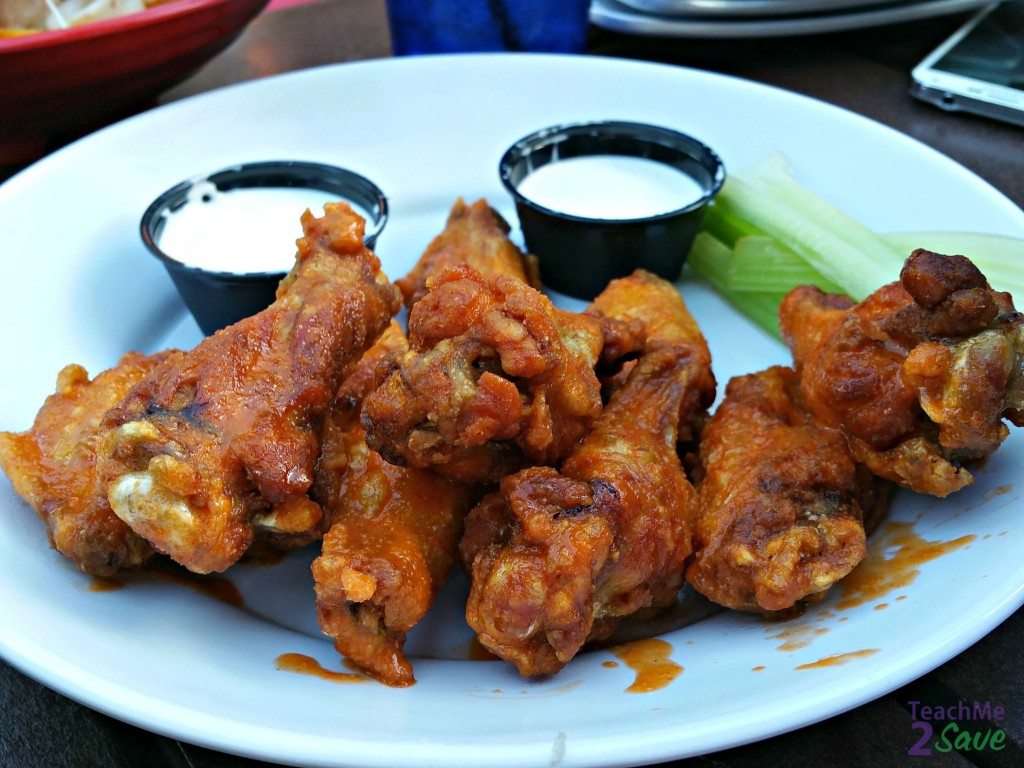 Siesta Key Oyster Bar Buffalo Wings - TM2S