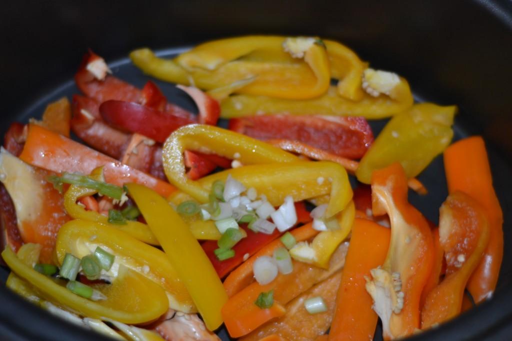 Slow Cooker Chicken Fajitas Ingredients