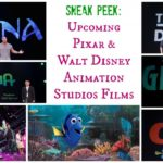 Sneak Peek Into Upcoming Pixar and Walt Disney Animation Studios Films