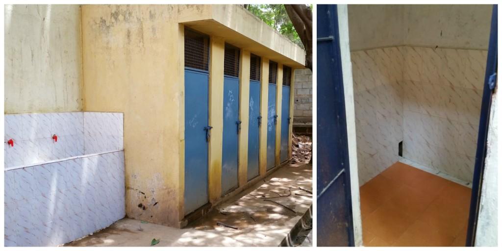 Thimmaiah Reddy Government High School Girls Bathroom